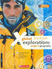 Global Explorations: Stage 4 - Geography Student Pack by Grant Kleeman
