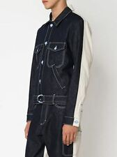 Walter Van Beirendonck Denim Jacket Sz Small Brand New With Tags Unworn