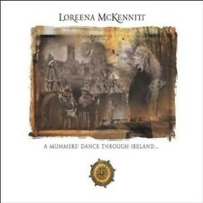 LOREENA MCKENNITT - A MUMMERS'  DANCE THROUGH IRELAND  CD NEU