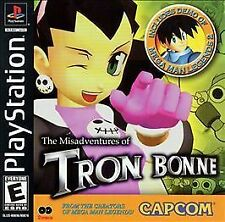 The Misadventures of Tron Bonne, (PS1)