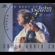 The Best Of John Denver Live, Denver, John, Good Live, Super Audio CD - DSD