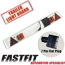 FastFit 1.5m Trailer Light Board for use on trailers, boats and cycle carriers