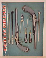 Magazine American Rifleman, NOVEMBER 1955 !!! MOSSBERG 200-series PUMP GUN !!!