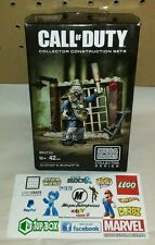MEGA BLOKS CALL OF DUTY BRUTUS ZOMBIE BOSS FREE SHIPPING Activision COD shooter