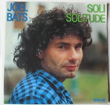 JOEL BATS (SP 45 Tours)   SOLI SOLITUDE