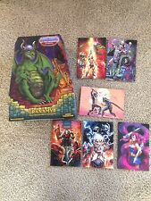 Power-Con Exclusive Masters of the Universe MOTUC GREEN GRANAMYR With Art Prints