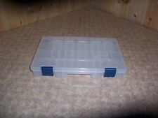 PLANO PROLATCH STOWAWAY 3600 6-21 DIVIDERS UTILITY CRAFT BEAD TOOL TACKLE BOX