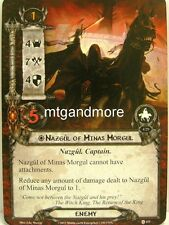Lord of the Rings LCG  - 1x Nazgul of Minas Morgul  #153 - The Morgul Vale
