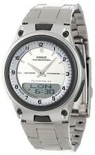Casio Men's AW80D-7A Sports Chronograph Alarm 10-Year Battery Databank Watch New