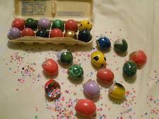4 Dozens Confetti Eggs/CASCARONES Hand Done With Real Eggs Fun