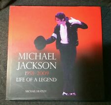 Michael Jackson 1958-2009 LIFE IF A LEGEND..... by Michael Heatley