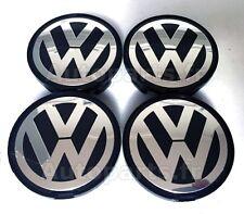 4  Caches Jante moyeux Centre de roue Boulon - VW 7D0 7DO 601 165 7D0601165 63mm