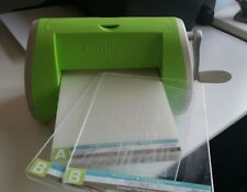 Cuttlebug machine, Die Cutter And Embosser + Plates + Embossing Folder