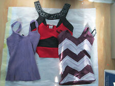 womens top lot of 3 bebe body central s xm