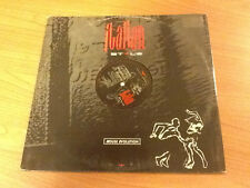 "12"" MIX PHARAOH OVER ME CAT. ISP 1169  VG/VG+ ITALY PS 1993  BXX"