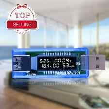 Hot USB Volt Current Voltage Doctor Charger Capacity Tester Meter Power Bank IB