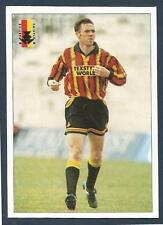PANINI SCOTTISH FOOTBALL LEAGUE 95- #268-PARTICK THISTLE IN MATCH ACTION