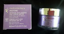 Nutrimetics Restore  Intense Day Creme SPF15 60 ml RRP$65.00