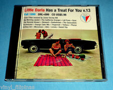 MADE IN U.S.A.:LITTLE DARLA HAS A TREAT FOR YOU VOLUME 13 CD,Indie,