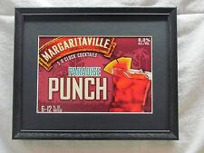 MARGARITAVILLE PARADISE PUNCH   BEER SIGN  #902