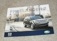 Land Rover Freelander 2 Price List 2008 - 2.2 TD4 S GS XS HSE HST Commercial