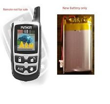 Python 7541P  New OEM Replacement Battery for the remote in 5906P
