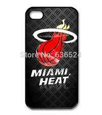 Miami Heat Basketball cell phone Case Cover for iPhone 4,4S
