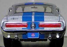 Ford 1 Mustang 1967 GT 18  64 Sport Car 24 Vintage Dream 40 Carousel Silver 12