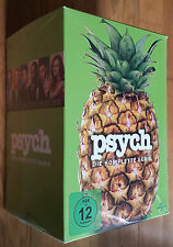 Psych: The Complete Series Seasons 1/2/3/4/5/6/7/8 - Limited Edition DVD Box R2