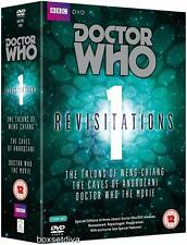 DOCTOR WHO REVISITATIONS BOXSET VOLUME 1 - BRAND NEW