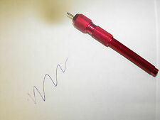 TATTOO SKIN PEN ONE OF THE BEST ON THE MARKET RED HOLDER PURPLE INK