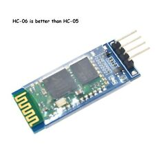 HC-06 4 Pin Serial Wireless Bluetooth RF Transceiver Module Arduino RS232