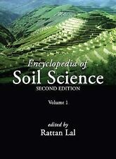 Encyclopedia of Soil Science by Rattan Lal (2005, Hardcover, Revised)