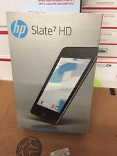 HP Slate 7 HD 3400US 7-Inch Tablet with 16GB and Beats Audio - Silver