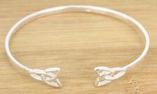 Armreif Silber Celtic Kelten Keltische Dreifaltigkeit Triquetra Schutz