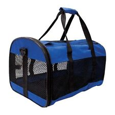 Pet Carrier Collapsible Small Cat Dog Rabbit Travel Vet Puppy Portable Crate