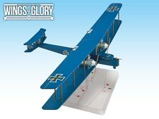 Ares Games: Wings of Glory Zeppelin Staaken R.VI (Schoeller) WGF304A FREE SHIP