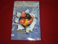 Essentials Of Bodybuilding Book by Gregg Valentino and Nathan Jendrick New