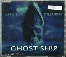 Ghost Ship   CD Promo Radio Press Kit   MEER DES GRAUENS  © 2003 Warner Bros.