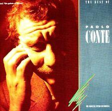 Conte paolo - The Best Of -- CD Nuovo Sigillato