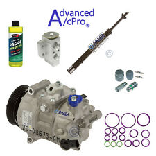 NEW AC Compressor Kit Fits: 2006 07 08 09 2010 Volkswagen Passat L4 2.0L Turbo