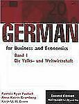 German for Business and Economics: Die Volks- und Weltwirtschaft Stude-ExLibrary