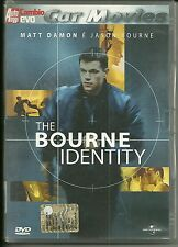 DVD The Bourne Identity. Matt Damon
