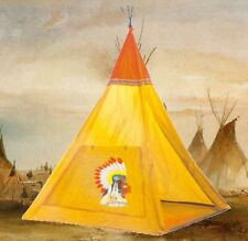 Wigwam enfants indoor outdoor indien tipi Play House tente den ty585