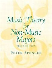 Music Theory for Non-Music Majors (3rd Edition) by Spencer D.M.A., Peter