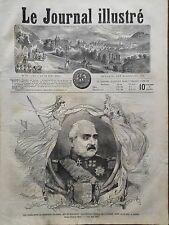 LE JOURNAL ILLUSTRE 1864 N 17 GENERAL AIMABLE PELISSIER DUC DE MALAKOFF -ALGERIE