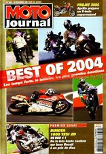 MOTO JOURNAL 1644 BIMOTA Tesi 2D HARLEY DAVIDSON 1450 FLSTNI Softail APRILIA SVX