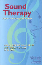Sound Therapy Music to Recharge Your Brain BY PATRICIA JOUDRY Reduce Stress VGC