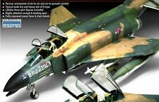 Academy 1/48 ROKAF F-4D Heavy Tail Cartograf Aero Plastic Model Kit Gift 12300