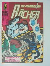 1x Comic - Die ruhmreichen Rächer Nr. 61 - Marvel - Z. 1-2/2
